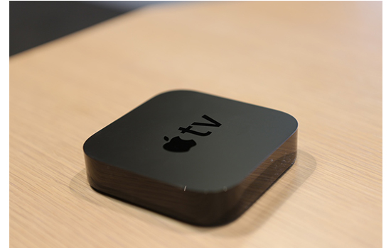 Les Installations academie mandar Apple TV